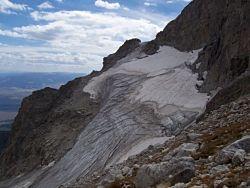 Middle Teton Glacier