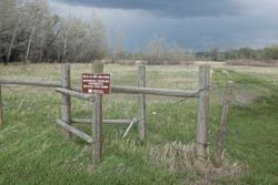 Bratten Fishing Access Site