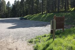 Battle Ridge Trailhead