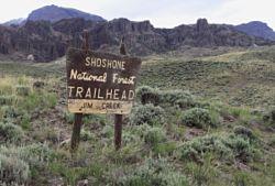Jim Mountain Trailhead