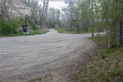 Fireman's Point Fishing Access Site