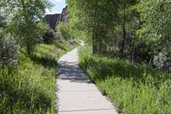 Holy City Interpretive Trail