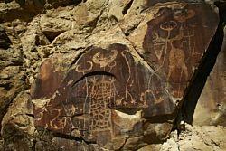 Legend Rock Petroglyphs