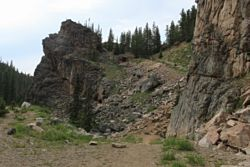 Porcupine Falls Trailhead