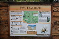 Jaws Trailhead