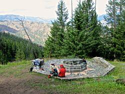 Blackwater Fire Memorial Trailhead