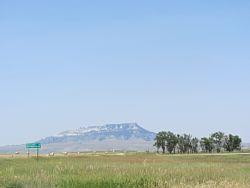 Square Butte