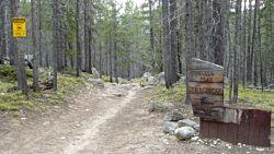 Coffeen Park Trailhead