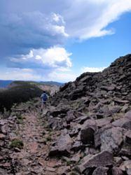 West Crag Crest Trailhead