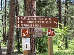 Rattlesnake Trailhead