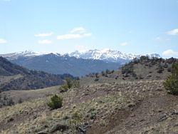 Sheep Mountain Trailhead