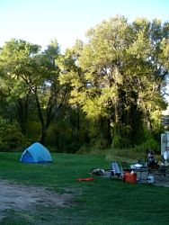 Medicine Lodge Campground