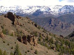 Pagoda Creek Trailhead