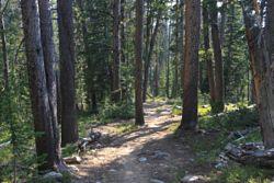 Beartooth Lake Trailhead
