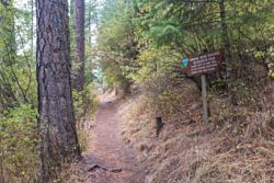 Mineral Ridge Trailhead