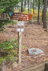 Beauty Bay Trailhead