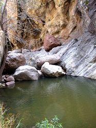 Sycamore Canyon Trailhead