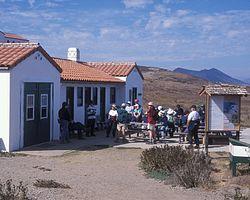 Anacapa Visitor Center