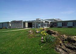 Antietam Battlefield Visitor Center