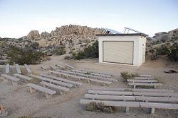 Jumbo Rocks Amphitheater