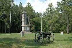 Olustee Battlefield Monument