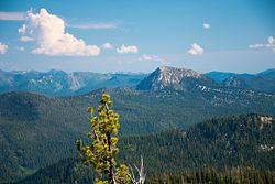 Mount Wam Lookout
