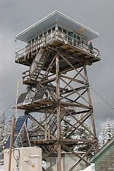 Clear Lake Cabin Lookout