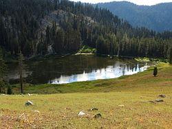 Middle Boulder Lake