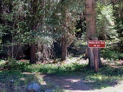 Wagner Butte Trailhead
