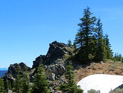 Wagner Butte