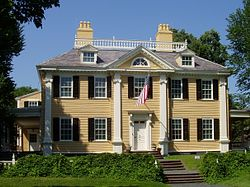 Longfellow House-Washington's Headquarters National Historic Site