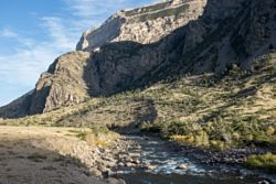 Clarks Fork Canyon