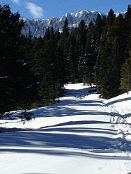 Ross Pass Trailhead