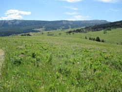 Little Bighorn West Trailhead