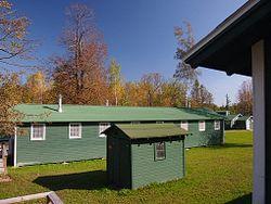 Rabideau CCC Camp