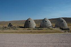 Piedmont Charcoal Kilns