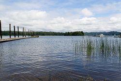 Siltcoos Lake