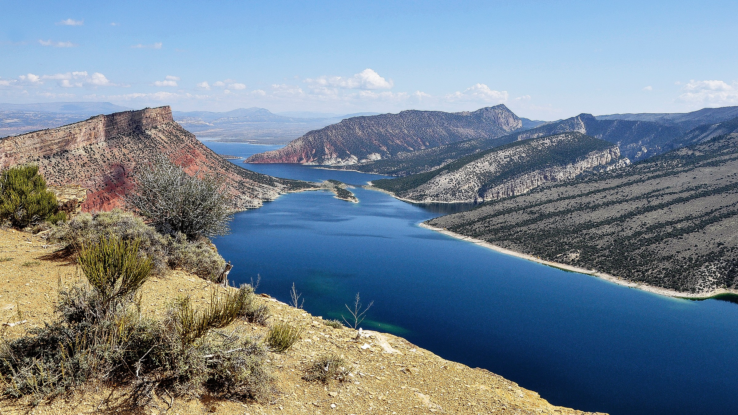 Flaming Gorge NRA, WY | The Dyrt