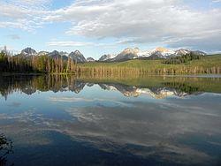 Little Redfish Lake
