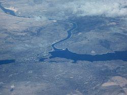 Franklin D Roosevelt Lake