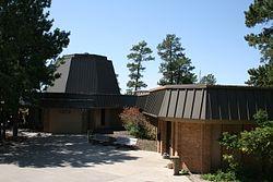Jewel Cave Visitor Center