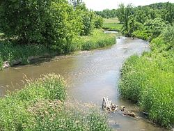 Little Cottonwood River