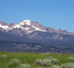 Decker Peak