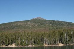 Olallie Butte