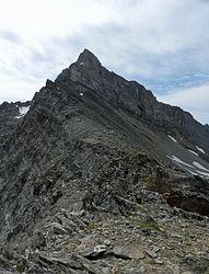 Old Hyndman Peak