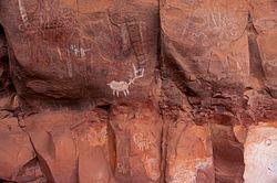 Palatki Petroglyphs
