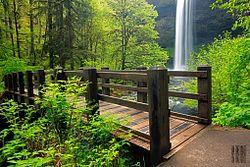 South Falls Trailhead