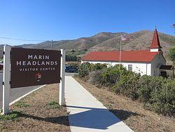 Marin Headlands Visitor Center