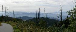 Clingmans Dome Trailhead