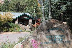 Starsmore Visitor and Nature Center